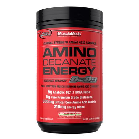MuscleMeds Amino Decanate Energy Bottle