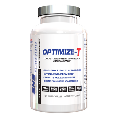 SNS Optimize-T Bottle