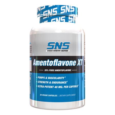 SNS Amentoflavone XT Bottle