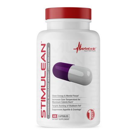Metabolic Nutrition StimuLean Bottle