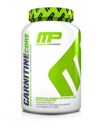 MusclePharm Carnitine Core Bottle