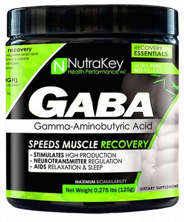 NutraKey GABA Bottle