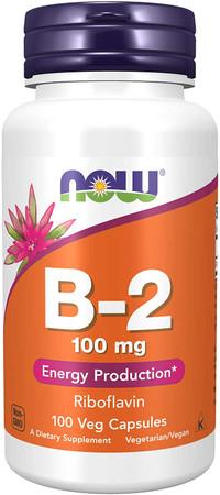 Now B-2 100mg bottle
