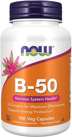 Now B-50 bottle