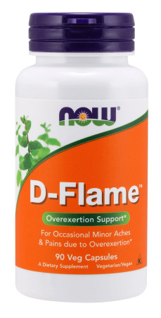 Now D-Flame bottle