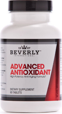 Beverly International Advanced Antioxidant Bottle