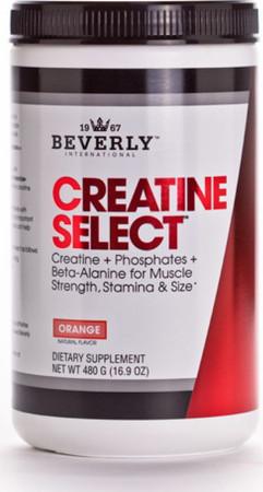 Beverly International Creatine Select Bottle