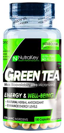 NutraKey Green Tea Extract Bottle