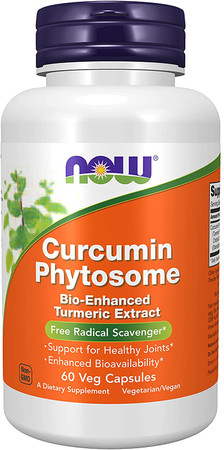 Now Curcumin Phytosome bottle