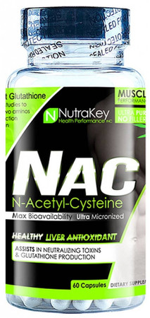 NutraKey NAC