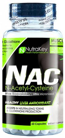 NutraKey NAC Bottle