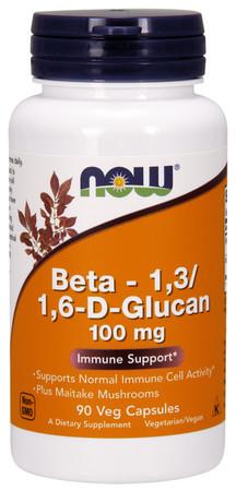Now Beta-1,1-Mar,6-D-Glucan Bottle
