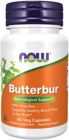 Now Butterbur bottle