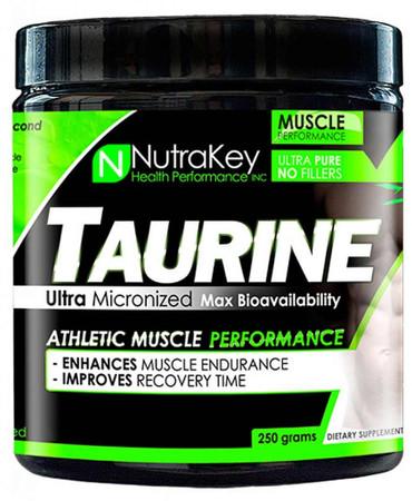 NutraKey Taurine Bottle