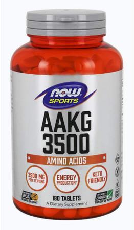 Now AAKG 3500 bottle