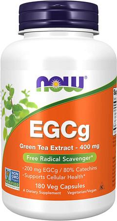 Now EGCg Green Tea Extract bottle
