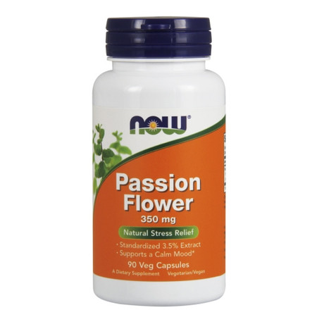 Now Passion Flower Extract Bottle