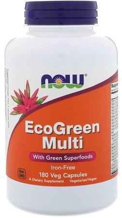 Now EcoGreen Multi-Iron Free Bottle