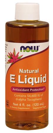Now E Liquid 54,600 IU Liquid Bottle