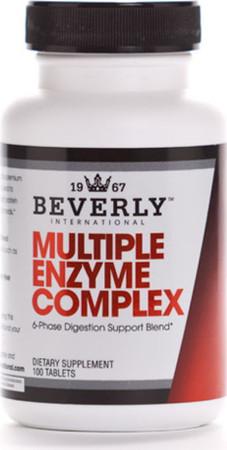 Beverly International Multiple Enzyme Complex Bottle