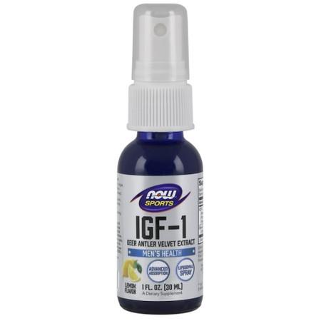 Now IGF-1 + LipoSpray