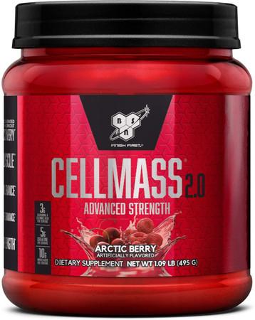 BSN CellMass 2.0 bottle