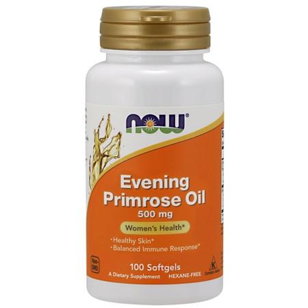 Now Evening Primrose Oil 500mg Bottle