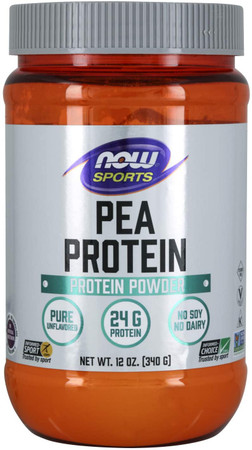 Now Pea Protein bottle