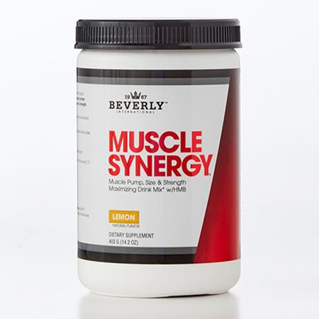 Beverly International Muscle Synergy Bottle