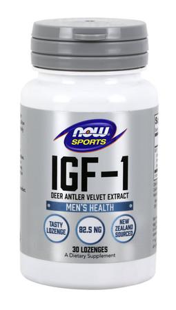 NOW IGF-1 Bottle