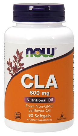 Now CLA 800 mg Bottle