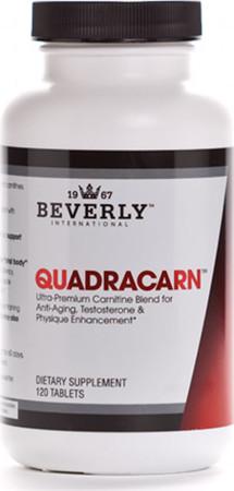Beverly International Quadracarn Bottle