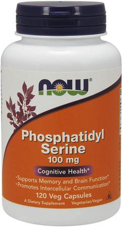 Now Phosphatidyl Serine bottle