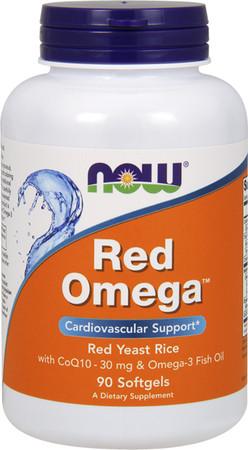 Now Red Omega Bottle