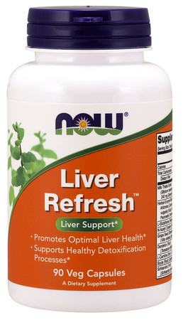 Now Liver Refresh Bottle