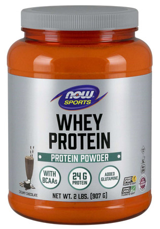 Now Whey Protein Bottle