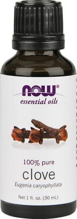 Now Clove Oil Bottle