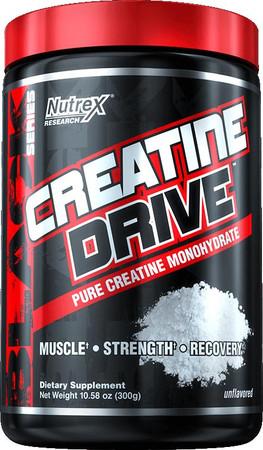 Nutrex Research Creatine Drive Black Bottle