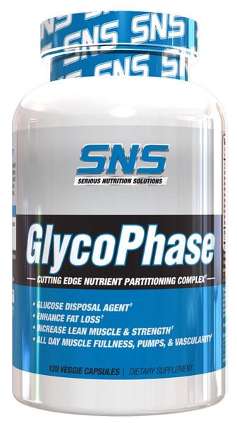 SNS Glycophase Bottle