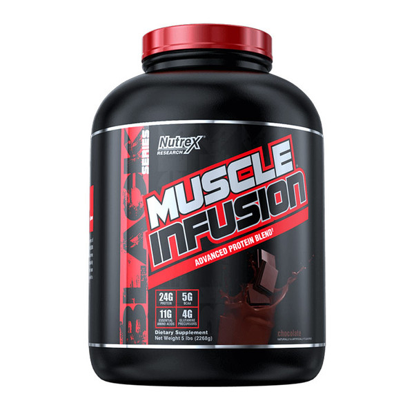Nutrex Research Muscle Infusion Black Bottle