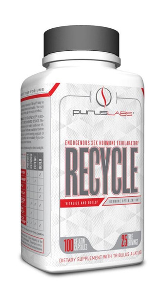 Purus Labs Recycle Bottle
