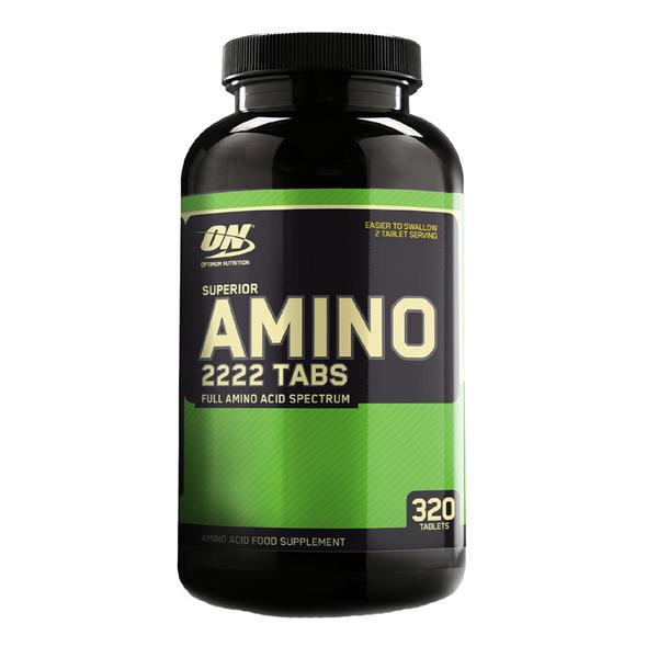 Optimum Nutrition Amino 2222 Bottle