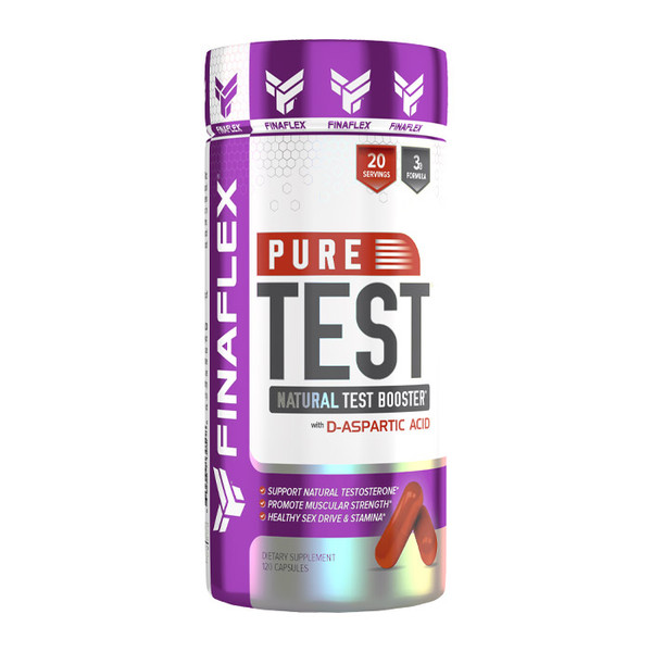 FINAFLEX Pure Test Bottle