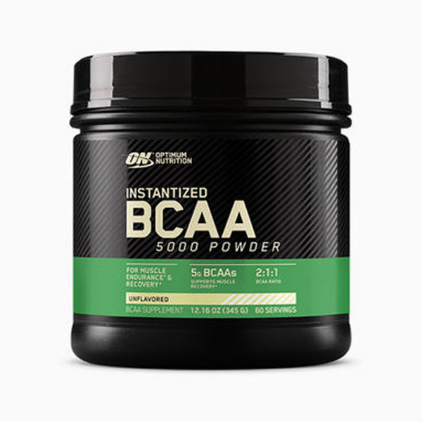 Optimum Nutrition Instantized BCAA 5000 Powder Bottle