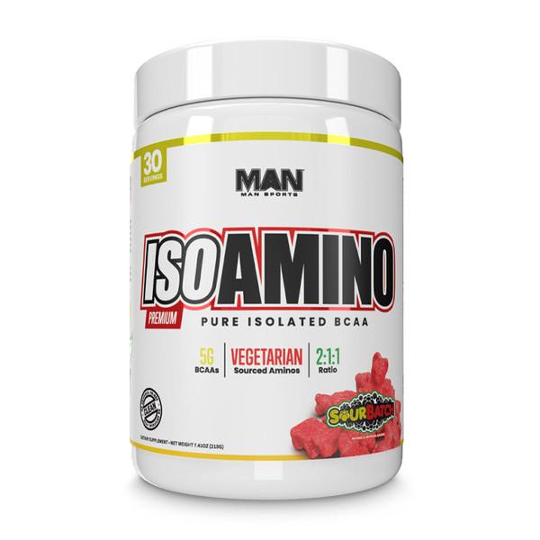 MAN Sports ISO-Amino Bottle