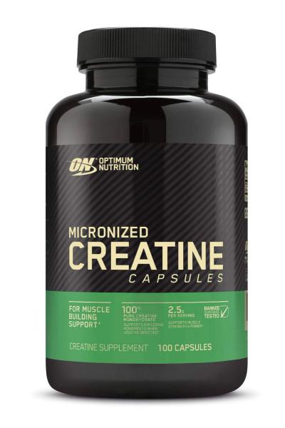 Optimum Nutrition Creatine 2500 Caps Bottle