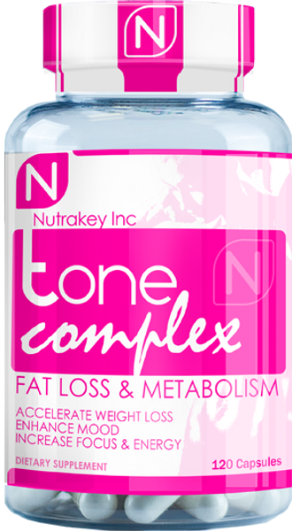 Nutrakey Tone Complex Bottle