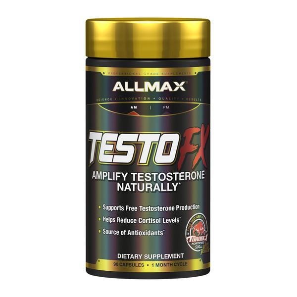 ALLMAX Nutrition TestoFX Bottle
