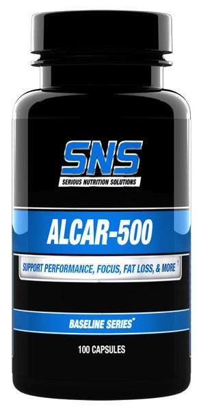 SNS ALCAR-500 Bottle