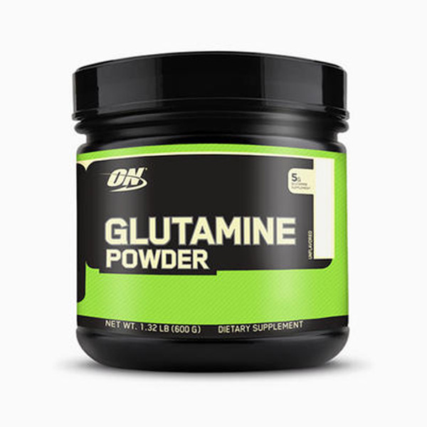 Optimum Nutrition Glutamine Powder Bottle